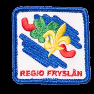 Regio Friesland insigne